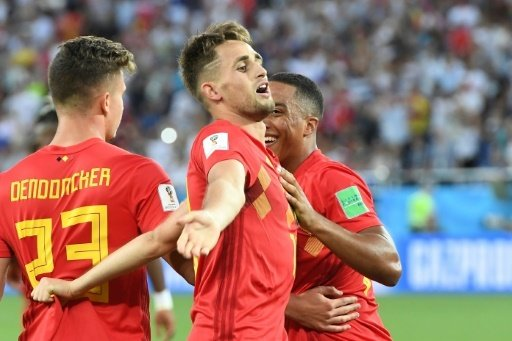 Belgien holt sich dank Januzaj (Mitte) den Gruppensieg
