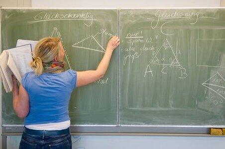 Sachsen bekommt die nötige Anzahl Lehrer nicht zusammen