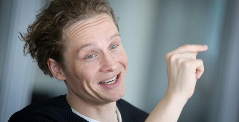 Der in Chemnitz aufgewachsene Schauspieler, Produzent und Regisseur Matthias Schweighöfer.
