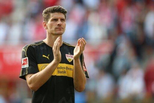 Mario Gomez traf bei Stuttgarts Turniersieg doppelt