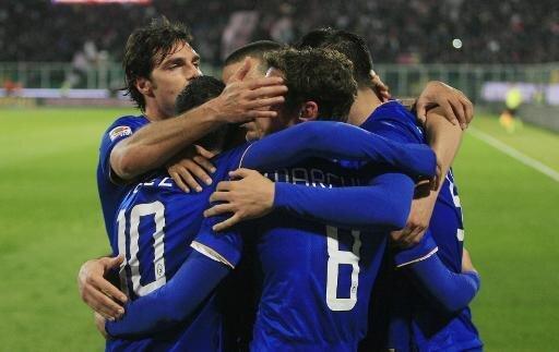Juventus Turin gewinnt bei US Palermo mit 1:0