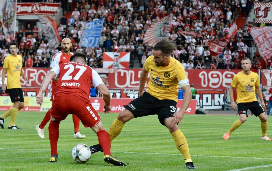 Auerbach verliert gegen Erfurt