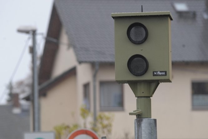 Rund um Hohenstein-Ernstthal: Diese Blitzer sind nur noch Attrappen