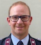 Danny Schindler - Hauptamtlicher Stadtwehrleiter von Schneeberg