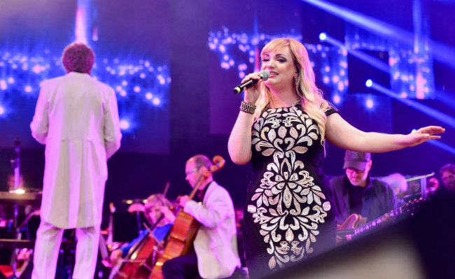 Bei den Rock Classics am 30. Mai an der Göltzschtalbrücke in Netzschkau steht unter anderem Jasmin Graf auf der Bühne.