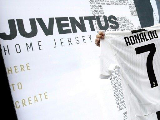 Juventus träumt mit Ronaldo vom Champions-League-Sieg