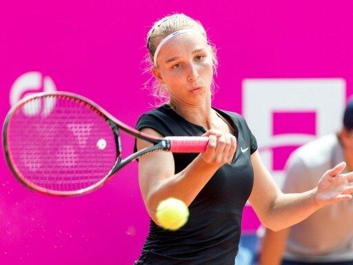 Tamara Korpatsch verpasst das Viertelfinale in Gstaad