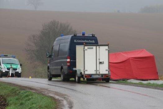 Auf diesem Feld wurde die Leiche des 38-Jährigen gefunden.