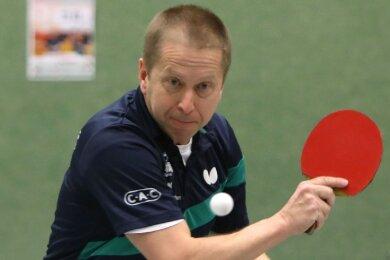Roland Krmaschek darf nach derzeitigem Stand aus Tschechien einreisen und für die TTC-Reserve um Punkte kämpfen.