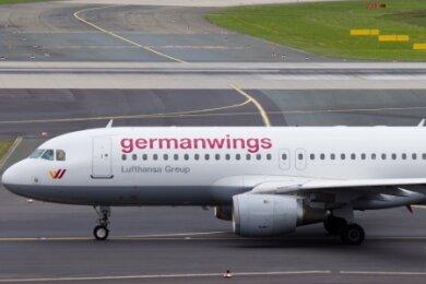Die Unglücksmaschine der Germanwings mit der Kennung D-AIPX.
