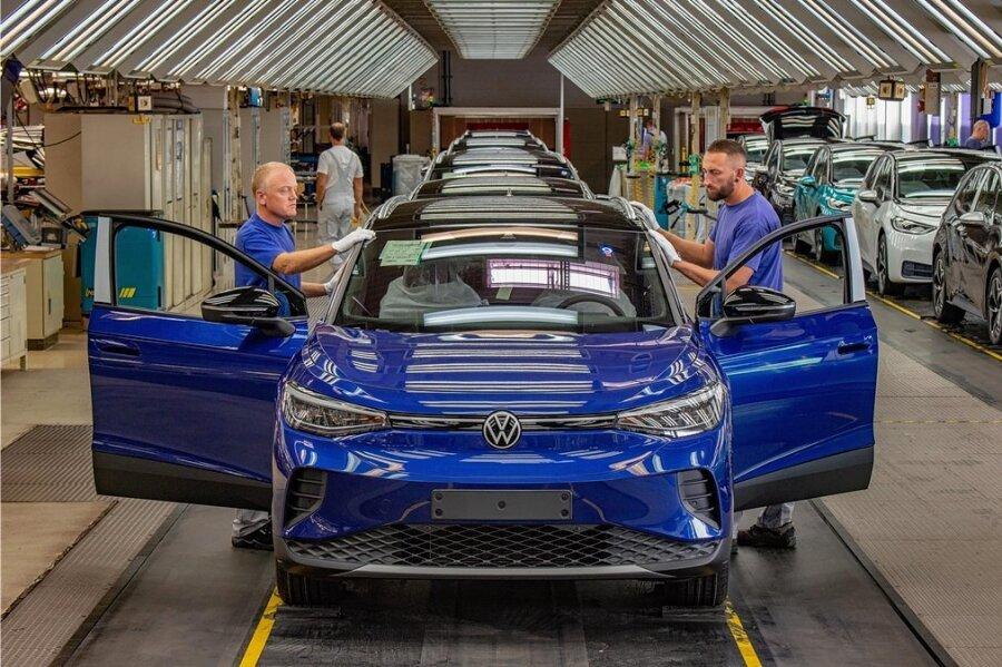 In Zwickau wird das Weltauto des Jahres produziert