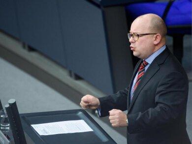 Frank-Müller Rosentritt (FDP), Vorsitzender seiner Partei in Sachsen.