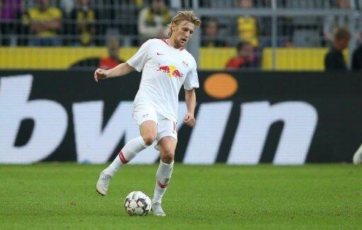 Forsberg erzielte den Ausgleich für Leipzig
