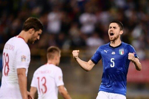 Jorginhos Elfmeter sichert Italien das Unentschieden
