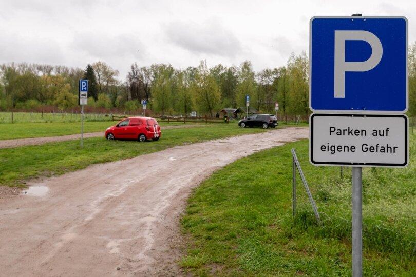Kassiert Wechselburg bald Parkgebühren an der alten Mühle?