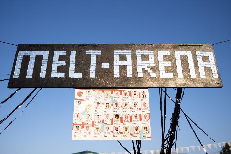 Chemnitzer stirbt bei Melt-Festival