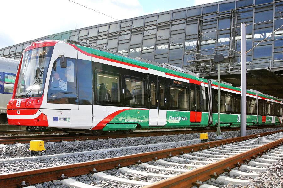 Keine Züge zwischen Chemnitz und Mittweida