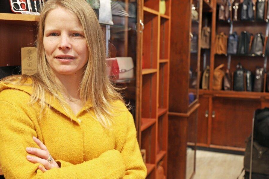 Franziska Flack, Inhaberin von Stilecht - Lederwaren May, hat einen offenen Brief an Bundes-, Landes- und Kommunalpolitiker geschrieben, um auf die Misere im Einzelhandel aufmerksam zu machen.