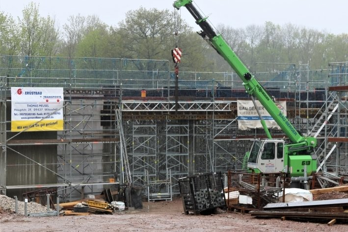 Depot: Bauaufträge vergeben
