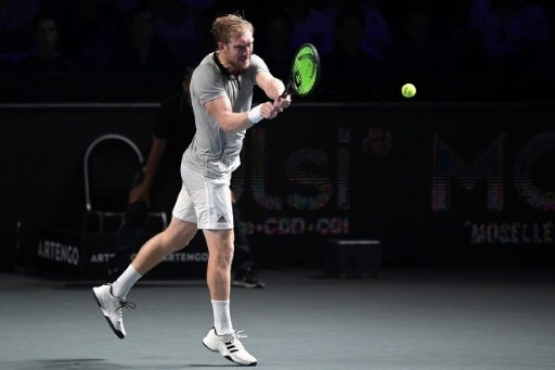 ATP-Finale: Bachinger unterliegt Simon in Metz