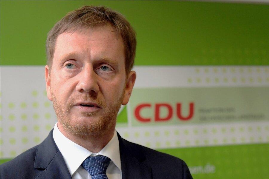 Michael Kretschmer - Ministerpräsident von Sachsen