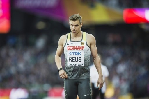 Julian Reus steht im EM-Halbfinale über 100m