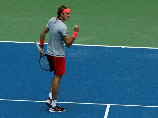Alexander Zverev erreicht Runde drei der US Open