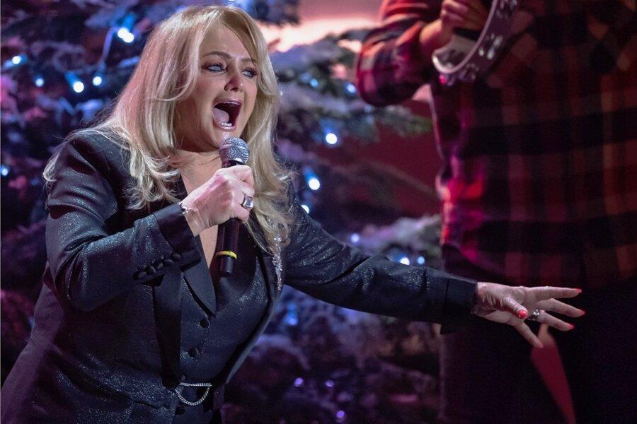 Gefragt: Bonnie Tyler bei einer TV-Spendengala.