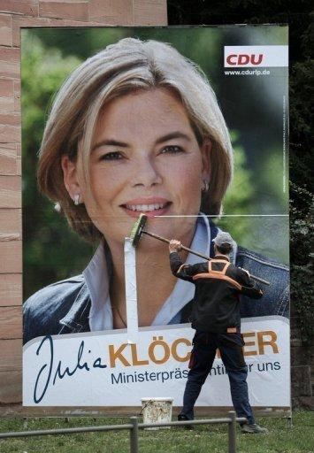 Julia Klöckner ist die CDU-Spitzenkandidatin für die Landtagswahl in Rheinland-Pfalz. Sie hätte zweifellos auf eine Karriere in der Bundespolitik hoffen können. Doch sie zog es von Berlin zurück in ihre Heimat.