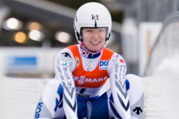 Der Spaß am Rodeln ist zurück. Aileen Frisch geht jetzt für Korea als Lim Ilwi an den Start. Die Olympischen Spiele 2018 finden auf ihrer neuen Heimbahn in Pyeongchang statt.