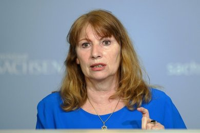 Petra Köpping - Sozialministerin