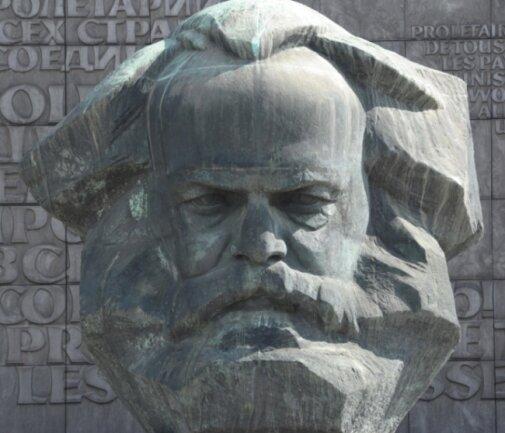 Die Demonstration soll vor dem Marx-Monument stattfinden.