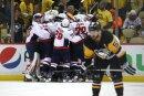 Titelverteidiger Pittsburgh unterlag gegen Washington