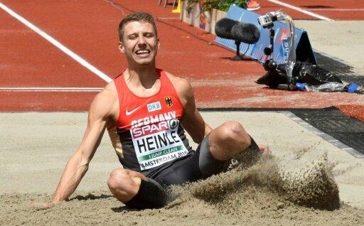 Fabian Heinle zog souverän ins Finale ein