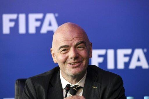 WM 2018: Infantino ist positiver Dinge für das Turnier