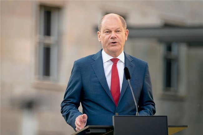 Olaf Scholz - Bundesfinanzminister