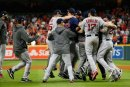 Red Sox feiern Einzug in World Series