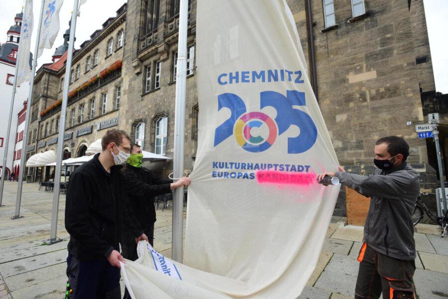 Chemnitz bekommt für Kulturhauptstadt 50 Millionen von Bund und Land