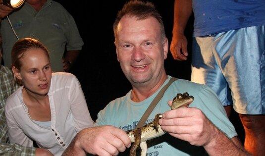 Reporter Hans-Peter Kuppe