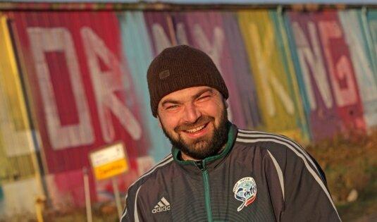 Reporter Konrad Rüdiger