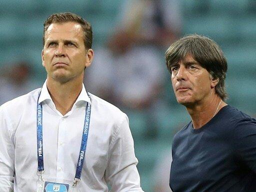 Trotz frühem WM-Aus: Keine Zweifel an Bierhoff und Löw