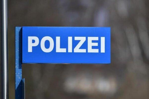 Randalierer in Polizeigewahrsam genommen