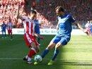 Steven Skrzybski (l.) wechselt zu Schalke 04