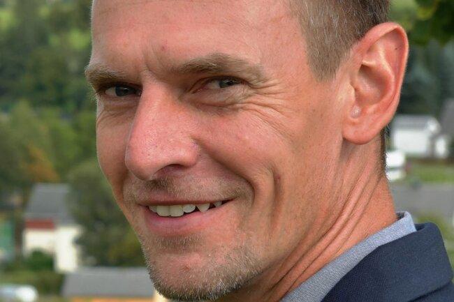 Dirk Müller - neuer Bürgermeister.