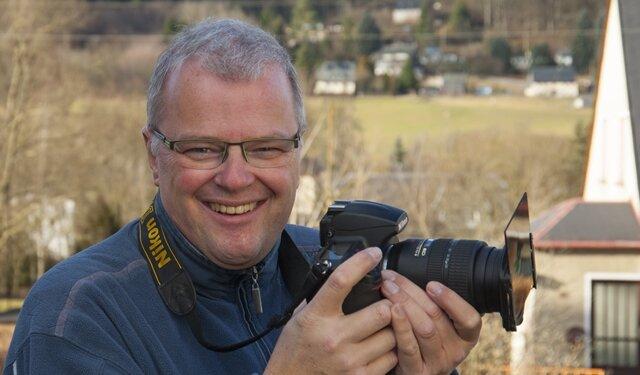 Uwe Mann, Ressortleiter Bild/Grafik.