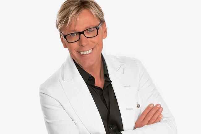 Entertainer Hansy Vogt kommt im Oktober - sofern die Pandemie es zulässt - nach Niederfrohna.
