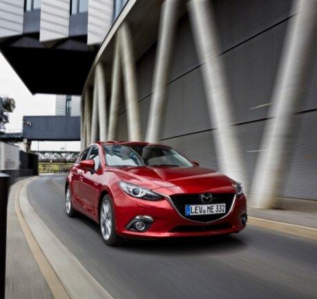 Mit seiner emotionalen Formensprache macht der Mazda 3 eine guteFigur. Der Nachfolger des kompakten Japaners setzt auf Feinschliff bei Technik und Ausstattung.