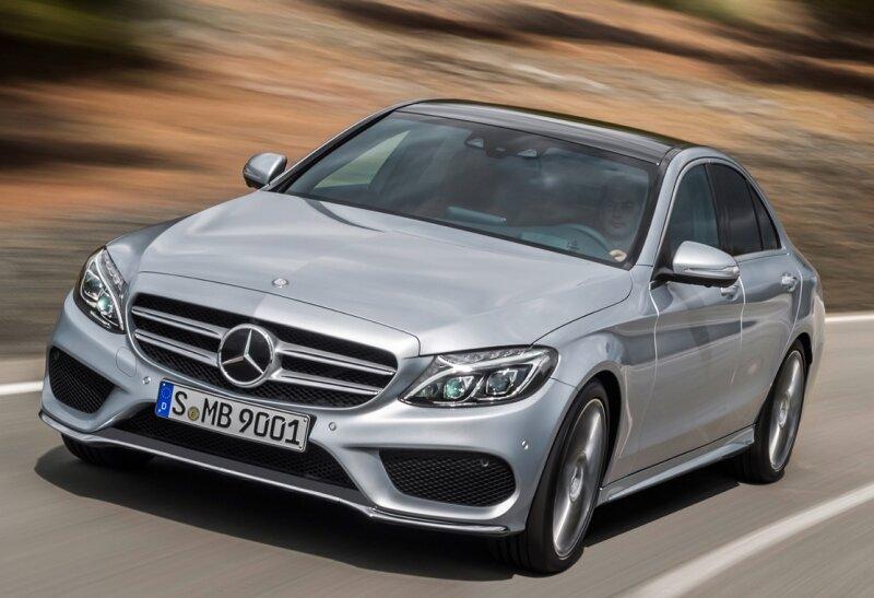 Die neue C-Klasse von Mercedes rollt seit Mitte März über Deutschlands Straßen.