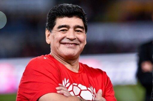 Maradona bekommt Stelle als Vorsitzender bei Fußballklub