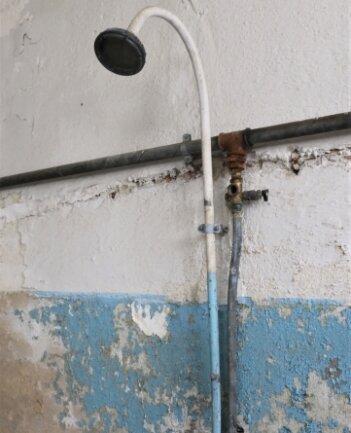 """Das ehemalige Gefängnis ist heute ein sogenannter """"Lost Place""""."""